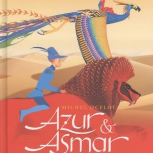Azur & Asmar – Michel Ocelot – Editions Nathan –