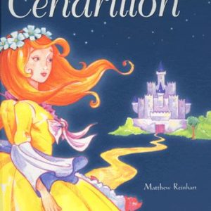 Cendrillon – Matthew Reinhart – Editions des quatre Fleuves – Pop-Up –
