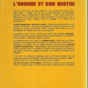 L'homme et son destin – Vie et évolution des âmes – L'investigation des plans invisibles – François Christin et Claude Noel – Editions Dangles –