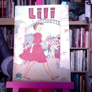 Lili à Chantalouette N° 25 – Texte de Paulette Blonay – Illustrations d'Al.G. -SPE- E.O. 1962 –