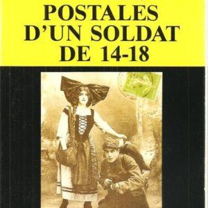 Cartes postales d'un soldat de 14-18 – Paul Vincent – Editions Jean-Paul Gisserot –