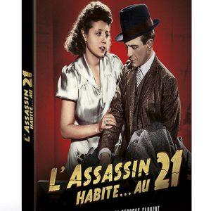 L'Assassin habite… au 21 – Un film de Henri-Georges Clouzot – Gaumont –