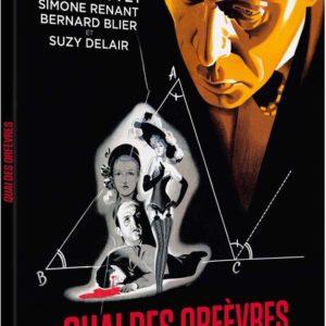 Quai des orfèvres – Un film de Henri-Georges Clouzot – Louis Jouvet, Simone Renant, Bernard Blier et Suzy Delair – Version Blu-ray restaurée – Studio-Canal –