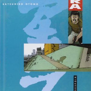 Akira T 5 – Katsuhiro Otomo – Désespoir – E.O. 1992 – Editions Glénat –
