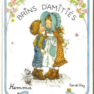Brins d'amitiés – Sarah Kay – Collections «rêves d'enfants» – Editions Hemma – 1980
