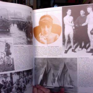 De Roland Garros à Marcel Cerdan 1900 – 1945 – Images Mémoire – Collectif – Editions Larousse –