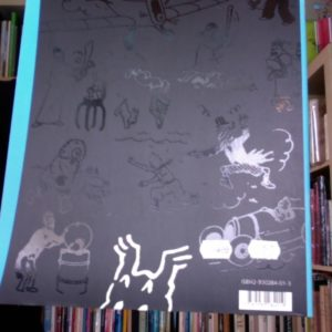 Agenda Tintin 2000 – Edition Moulinsart –