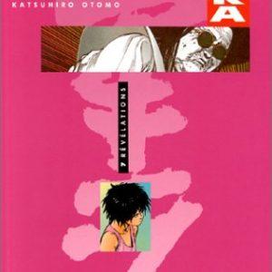 Akira T 7 – Révélations – Katsuhiro Otomo – E.O. 1992 – Editions Glénat –
