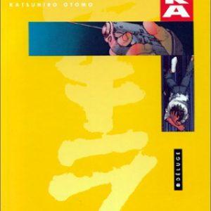 Akira 8 – Déluge – Katsuhiro Otomo – E.O. 1992 – Editions Glénat –