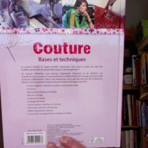 Couture – Bases et techniques – Collectif –