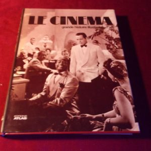 Le Cinéma – Grande histoire illustrée du 7e Art – Tomes 1-2-3-4 – Editions atlas –