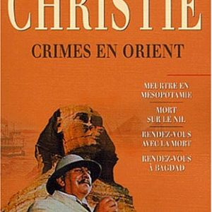 Crimes en Orient – Agatha Christie – Editions du Masque-Hachette –