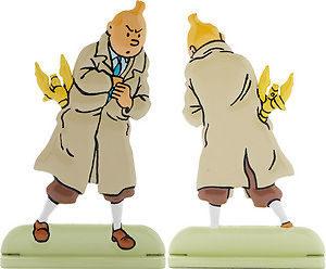 Tintin relief – Le Sceptre d'Ottokar – Moulinsart 2010 –