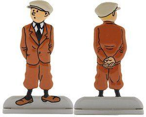 Tintin Relief – L'oreille cassée – Moulinsart 2010 –