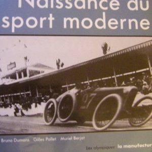 Naissance du sport moderne – Bruno Dumont-Gilles Pollet-Muriel Berjat- Les olympiques la manufacture –