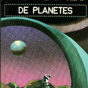 La grande anthologie de la science-fiction – Histoires de planètes – Le livre de poche -1978 –