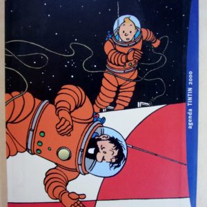 Agenda collector Tintin 2000 – Editions Moulinsart –