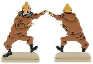 Tintin Relief – Le Trésor de Rackam Le Rouge – Moulinsart 2010 –