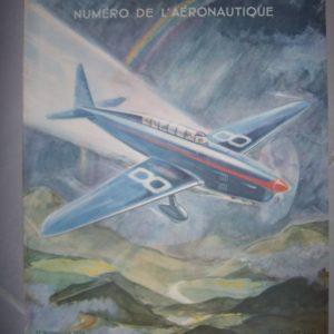 L'illustration – Numéro de l'Aéronautique – 17 Novembre 1934 –