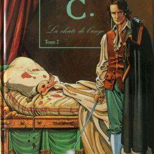 Giacomo C. La chute de l'ange  Tome 2 – Dufaux-Griffo- Editions Glénat – E.O. 1989 –