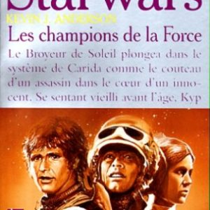 Starwars – L'académie Jedi 3 – Les champions de la force – Pocket Science-Fantasy –