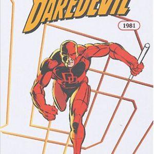 Daredevil L'intégrale Tome 1 1981 -Franck Miller- Marvel