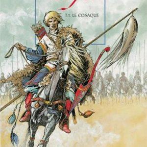 Taïga Tome 1 : Le Cosaque – Giroud-Savey – Editions Glénat –  E.O. 1995 –