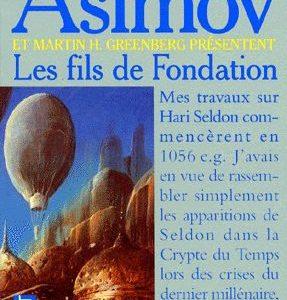 Les fils de Fondation – Isaac Asimov – Pocket –