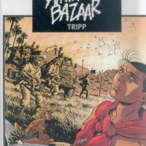 Afrikaans Bazaar – Une aventure de Jacques Gallard – Tripp – Editions Milan – 1989 –
