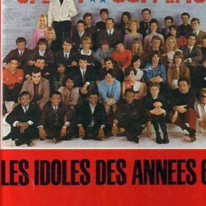 Salut les copains – les idoles des années 60 – Edition N° 1 Filipacchi –