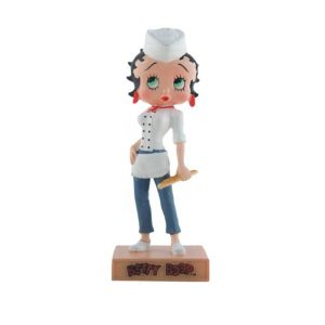 Figurine Bettyboop Boulangère – Collection N° 47 M6 Intérations –