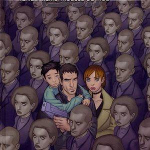 L'infini Tome 1 : La citadelle du vide – Chuck Austen & Mat Gossin – Les humanoïdes Associés –