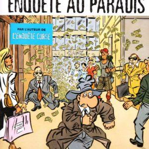 Enquête au paradis – Pétillon – Editions Dargaud –