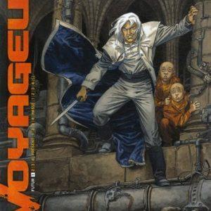 Voyageur, Tome 1 : Futur – Boisserie/Stalner/Guarnido/ – Editions Glénat –