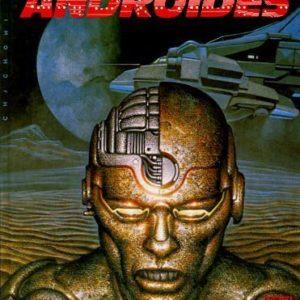 Bruce Jones présente : Androïdes – Comics USA – Diffusion Glénat – 1990