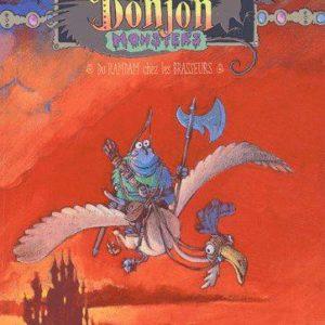 Donjon Monsters Tome 6  : Du ramdam chez les brasseurs – Yoann – Joan Sfar – Lewis Trondheim – Editions Delcourt – E.O. 2003