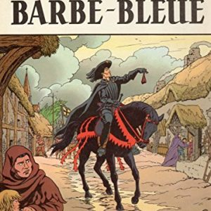JHEN – Barbe Bleue – J. Martin – J. Pleyers – Editions Casterman – E.O. 1984 –