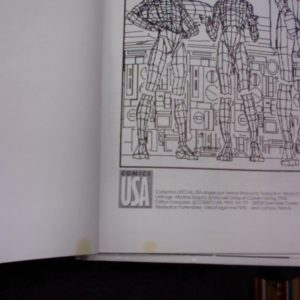 L'empire des robots – Michaël Götze – Comic's USA – Diffusion Glénat –