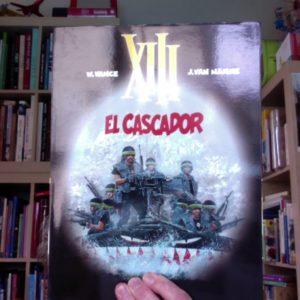XIII Tome 10 : El cascador – W. Vance & J. Van Hamme – Éditions Dargaud –