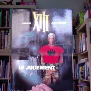 XIII Tome 12 : Le Jugement – W. Vance & J. Van Hamme – Éditions Dargaud –