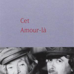 Cet amour-là – Yann Andréa – Editions Pauvert –