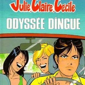 Julie, Claire, Cécile Tome 11 : Odyssée 11 – Sidney et Bom – Editions du Lombard – E.O. 1994