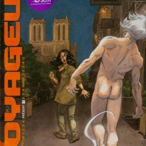 Voyageur : présent, Tome 1 – Boisserie/Stalner/Bourgne/Guarnido/ – Editions Glénat –
