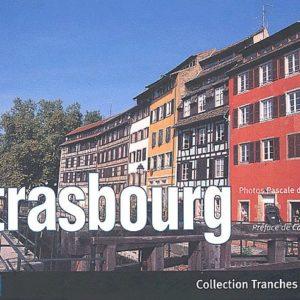 Strasbourg –  Photos Pascale de Srebnicki – Préface de Camille Klaus –  Collection Tranches de Ville – Éditions Déclics –