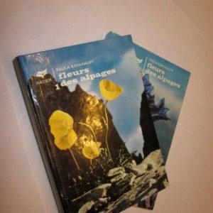 Fleurs des alpages Tome 1 & 2 – Paula Kohlhaupt – Éditions Hatier –