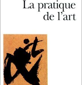 La pratique de l'art – Antoni Tapies – Folio essais –