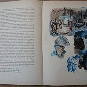 Ceux du Nord – Types et coutumes – Antonia de Lauwereyns de Röosendäele – Dessins originaux de Albert Dequene – Éditions des Horizons de France –