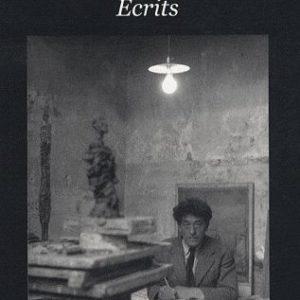 Alberto Giacometti – Écrits – Collection savoir sur l'Art – Fondation Alberto et Annette Giacometti – Hermann Arts –