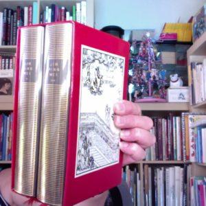 Fleur en Fiole d'Or – Jin Ping Mei cihua – Tome 1 & 2 – Texte traduit, présenté et annoté par André Lévy – Bibliothèque de la Pléiade – NRF –