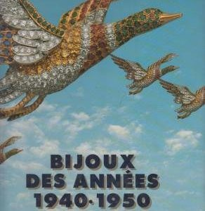 Bijoux des Années 1940-1950 – Sylvie Raulet – Éditions du Regard – 1987
